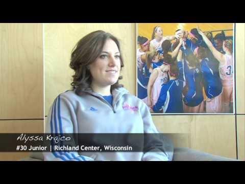 Player Perspective Series   Alyssa Krajco   Women's Basketball