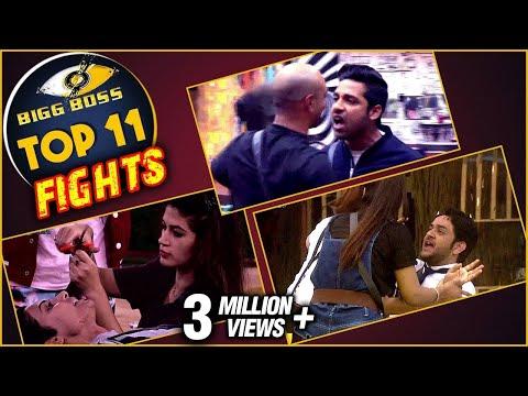 Bigg Boss 11 DIRTY FIGHTS | Hina - Shilpa, Vikas -