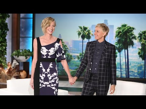 rumors - If you've heard through the grapevine that Ellen and Portia are having a baby, you're not alone. The couple addressed the rumor head-on.