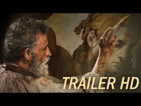 Preview Trailer Michelangelo - Infinito, trailer ufficiale