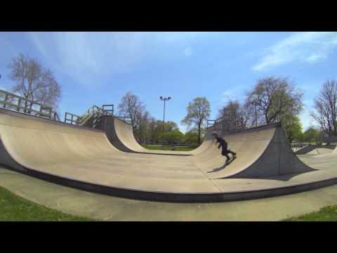 Max at Pekin, Il and Beloit, Wi skateparks