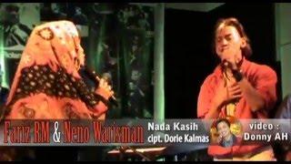 Fariz RM & Neno Warisman - Nada Kasih @Airman Lounge (Donny A-Ha Collection)