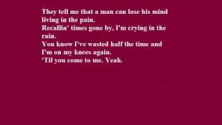Daniel Bedingfield Never Gonna Leave Your Side + Lyrics