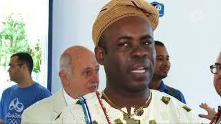 GIRO36 EDUCAÇÃO | III ENCONTRO UNIFOA DAS RELIGIÕES DE MATRIZ AFRICANA