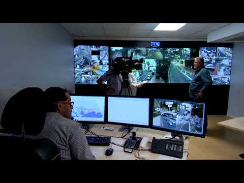A guided tour of the Integrated Mobility Management Centre