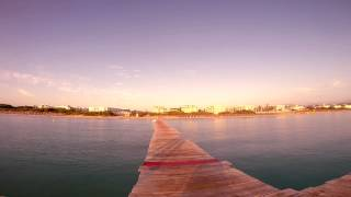 Alcudia Pins, Sunrise - Timelapse video