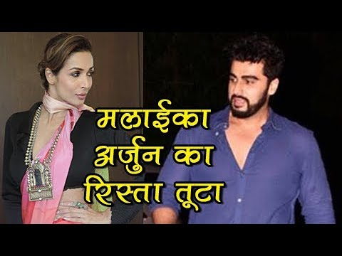 Malaika Arora And Arjun Kapoor Break Their Relatio