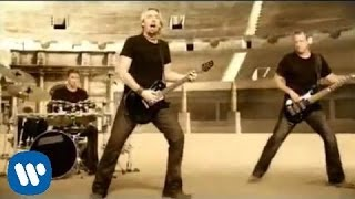 Nickelback - Gotta Be Somebody (Official Video)