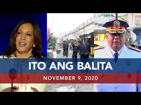 UNTV: Ito Ang Balita | November 9, 2020