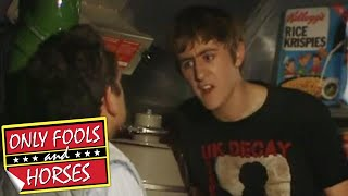 The War Declaration Got Lost in the Post - Only Fools and Horses - BBC