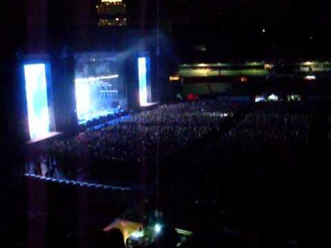 Apertura Show Paul McCartney en River 10.11.2010