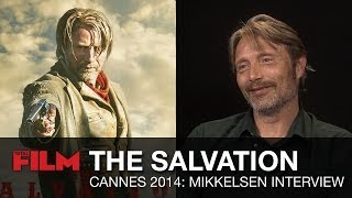Nonton The Salvation: Mads Mikkelsen Interview - Cannes 2014 Film Subtitle Indonesia Streaming Movie Download