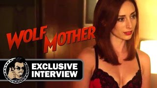 NAJARRA TOWNSEND EXCLUSIVE INTERVIEW - WOLF MOTHER (2016) JOBLO.COM THRILLER MOVIE HD