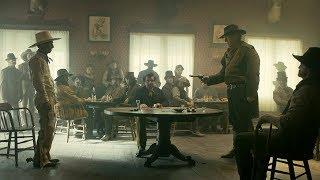 Download Video Ballad of Buster Scruggs - Saloon scene MP3 3GP MP4