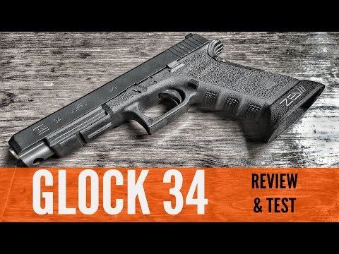 competitionready - GLOCK 34 In-Depth Review and Range Test Competition ready! Glock perfection at its best. I take an up close and personal look at the Glock 34, my new competi...