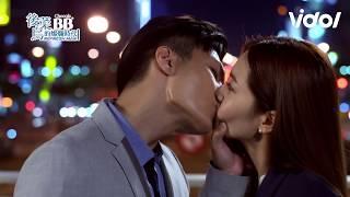 Video (ENG SUB) Refresh Man (後菜鳥的燦爛時代) EP11 - Forced Kiss on Footbridge 天橋之吻! 紀文凱霸道告白棠棠|Vidol.tv MP3, 3GP, MP4, WEBM, AVI, FLV Maret 2019