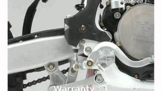1. 2009 Husqvarna TXC 510 - Details