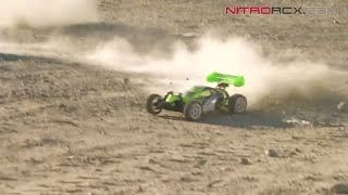 50+MPH Exceed 1/10th Brushless Sunfire RC Buggy