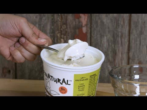 Organic Cream Top Yogurt | Kalona SuperNatural