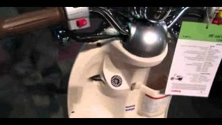 3. 2013 Yamaha Vino 50 Scooter - yileacale