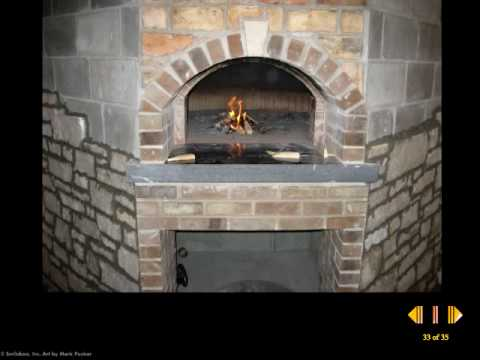 How To Make A Wood Burning Pizza Oven