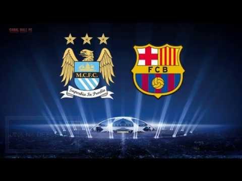 Assistir Barcelona vs Manchester City ao Vivo 19 10 16 Liga dos Campeões