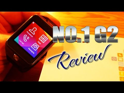 No. 1 G2 Smartwatch Review / Hands on – Samsung Gear 2 Clone? Efox – ColonelZap