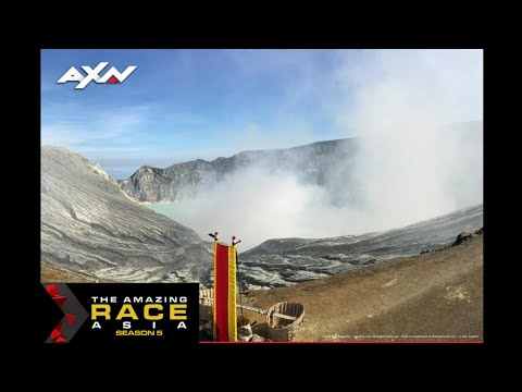 The Amazing Race Asia S05E09 - No More Mr. Nice Guy