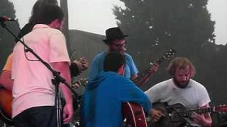 Worried Mind - Bon Iver & Megafaun (Hollywood Forever Cemetery performance)