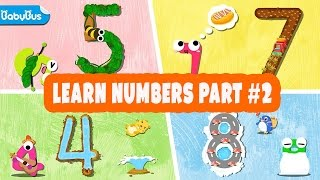 """Let's learning numbers 1 to 10. Welcome to an Universe of Numbers! Magic numbers is an intuitive and educational game for your baby or toddler! Kids will enjoy learning to write numbers with cute activities. Play with our Panda Games and join the fun!Fun features:- Discover the hidden numbers;- Write, write and write them again!- Memorize and learn numbers through this wonderful adventure!Your children should start to learn what numbers are and how to write them before they begin kindergarten. Start exposing kids to numbers and integrate numbers into kids' everyday activities, this will make them learn faster. Parents and teachers should focus on teaching numbers as soon as possible and this game is the perfect tool to do so.-------------------------Design concepts:We focus on inspirational learningWe focus on skill-buildingWe focus on bringing fun contents to our young audienceTake the baby bus for an unique learning experience!The series introduction:Baby Bus is the first trusted brand in early childhood educational software. The mobile applications are designed and developed specifically for preschoolers, and they are divided into two groups by age, the Starter Group for toddlers between the ages of 1 and 3 and the Prodigy Group for children between the ages of 3 and 6.The educational series in the Prodigy Group combines the main concepts of early childhood education to meet the needs of mastering different learning categories. The applications are aimed at the comprehensive and the analytic development in preschoolers.Tips: In the search bar, enter """"BabyBus"""" to find all of our products.Feel free to tell us your thoughts on our games and services using the contact methods listed below:E-mail: en@babybus.comWebsite: http://www.babybus.comFacebook: https://www.facebook.com/BabyBusENGLISHWe all really love cartoons! That's for sure! Cartoon Games TV channel you can just find any children's games and videos from your favorite movies! Here it is easy to see the video """