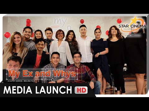 [FULL] My Ex and Whys Media Launch | Liza Soberano, and Enrique Gil | 'My Ex and Whys'
