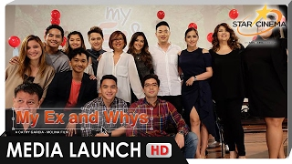 Nonton  Full  Media Launch    My Ex And Whys    Liza Soberano  And Enrique Gil Film Subtitle Indonesia Streaming Movie Download