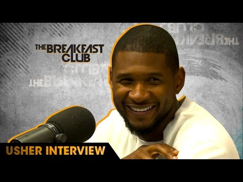 Usher Interview With The Breakfast Club