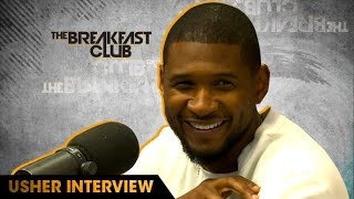 TMP CHECKOUT: Usher Interview With The Breakfast Club