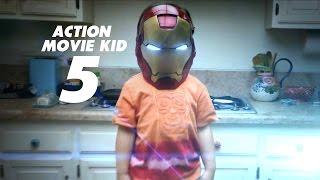 Action Movie Kid - Volume 5