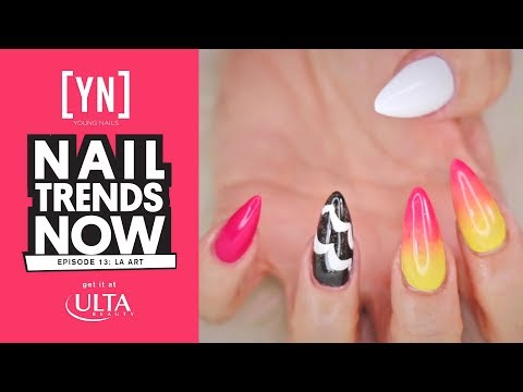 Gel nails - Nail Trends Now - LA Art - Get It At Ulta Beauty