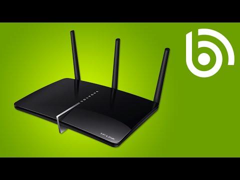 TP-LINK Archer D7 WiFi AC Router