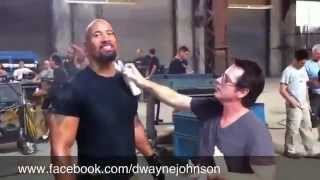 Nonton DwayneJohnson Behind The Scenes of Fast and furious 5 fast five Film Subtitle Indonesia Streaming Movie Download