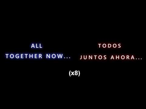 All together - The beatles (subtitulada)