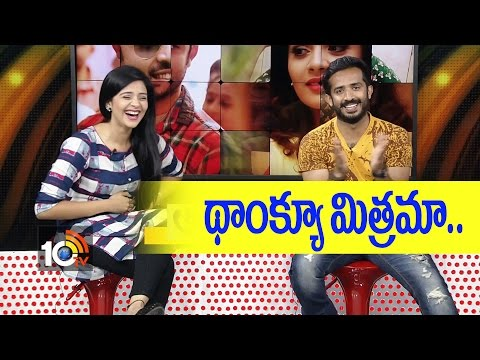 Thank You Mitrama Short Film   Anchor Ravi and Srimukhi Special Interview