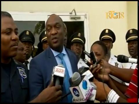 Haiti news - Tele Ginen - Parlement haïtien / 9 Mai 2017