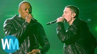 Video Top 10 Best Eminem Guest Verses MP3, 3GP, MP4, WEBM, AVI, FLV Agustus 2018