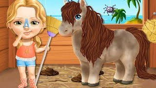 Video Fun Baby Care Kids Game - Sweet Baby Girl Summer Fun 2 - Play Animal Horse Care, BBQ, Boat Party MP3, 3GP, MP4, WEBM, AVI, FLV Juni 2019