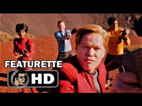 "BLACK MIRROR Official Featurette ""USS Callister"" (HD) Jesse Plemons Netflix Anthology Series"