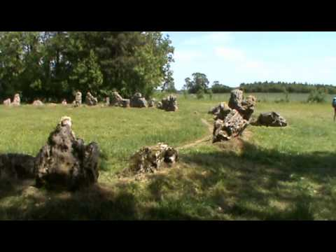 The Cotswolds   Chipping Norton to the Rollright Stones round | oxfordshire  Walks