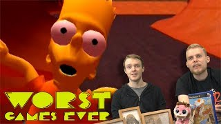 Peter treats Ben to perhaps the sh*ttest game for wankers yet. Don't have a cow, man! The long awaited return of Worst Games Ever is finally here!For more awesome content, check out: http://whatculture.com/gamingCatch us on Facebook at: https://www.facebook.com/whatculturegamingAnd follow us on Twitter @wculturegaming