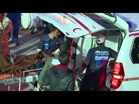 إنقاذ 352 مهاجركانوا على متن ثلاث قوارب مطاطية