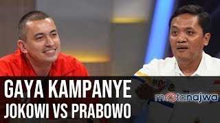 Video Jokowi atau Prabowo: Gaya Kampanye Jokowi vs Prabowo (Part 4) | Mata Najwa MP3, 3GP, MP4, WEBM, AVI, FLV April 2019