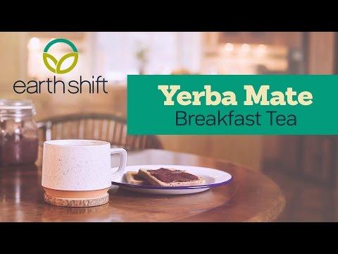 How To Make Yerba Mate Breakfast Tea