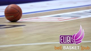 SBS Ostrava vs A3 Basket – EWBL 2018/19
